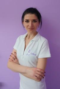 Dental assistant Jana Pavlíčková